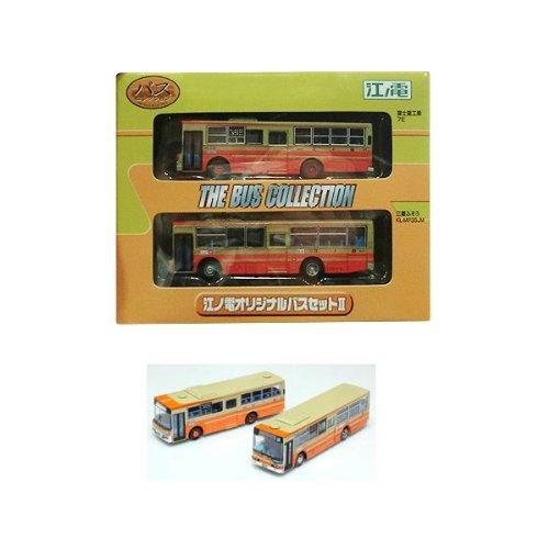 ??[Tommy Tech] Der Bus-Sammlung Enoden Original-Bus-Set II (Fuji Heavy Industries Ltd / Mitsubishi Fuso) Tomytec (Japan Import / Das Paket und das Handbuch werden in Japanisch)
