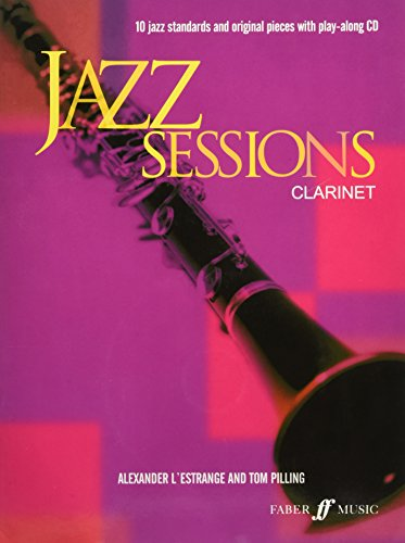 Jazz Sessions: (Clarinet) (Clarinetcd)