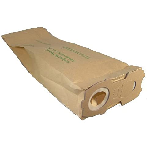 Aresgo - Bolsas para aspiradoras Vorwerk Kobold 118 , 119, 120, 121, 122 (10 unidades)
