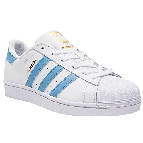 adidas Originals Superstar Festival Pack Trainers, Color Azul, Talla 46 EU
