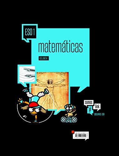 Matemáticas 1º ESO (Tres volumenes) (Somoslink)