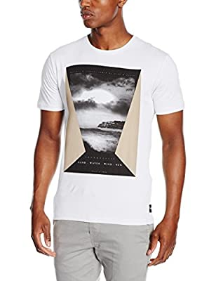Only & Sons Men's Onssolace O-Neck Tee T-Shirt