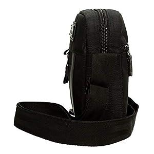 41MXaL6lDUL. SS300  - Bolso de mano Pepe Jeans Allblack con bandolera
