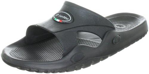 lotto-sport-rio-ii-clogs-and-mules-mens-black-schwarz-black-size-3-36-eu