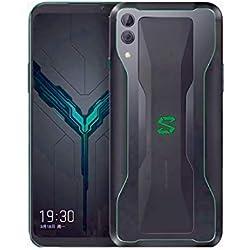 Black Shark 2 8GB + 128GB Negro - Dual SIM, 6.39 Inch AMOLED, Snapdragon 855, Adreno 640 GPU, Liquid Cooling 3.0, Dual Cámara Trasera 48MP + 12MP + Flash, y Frontal 20MP - Versión Española