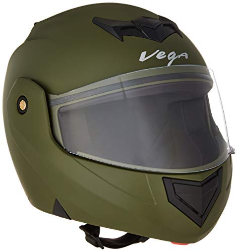 91d5b2ae 10 Best Vega Flip-Up Helmets in India | Amazon | Flipkart [JUNE 2019 ...