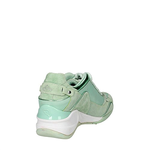 Fornarina PEFSE6432WVA3900 Sneakers Donna VERDE ACQUA