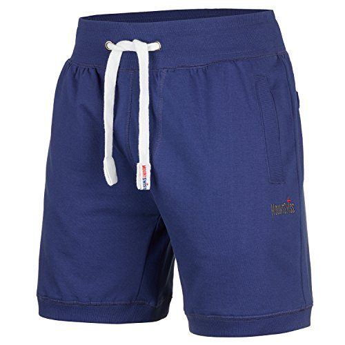 Mount Swiss Herren MS Short, Luca, Twilight-Blue, Gr. M