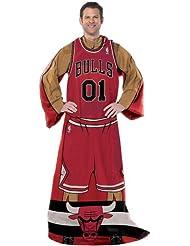 Au nord-ouest 1NBA-02400-0004-RET Bulls NBA Full Player Comfy corps