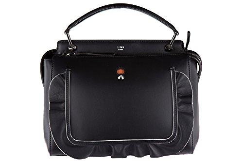 Fendi-womens-leather-handbag-shopping-bag-purse-dot-com-calfskin-century-wave-b