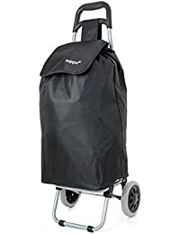Hoppa Collection Drawsting Chariot ST40-Black, Noir