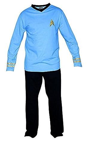 Costumes Star Trek Robe - Star Trek The Original Series Science Spock