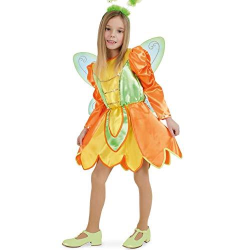 Kostüm Weasley George Fred Und - KarnevalsTeufelKinderkostüm Schmetterling Schmetterlingskleid Schmetterling-Kostüm 1.TLG. Kleid Orange-Gelb