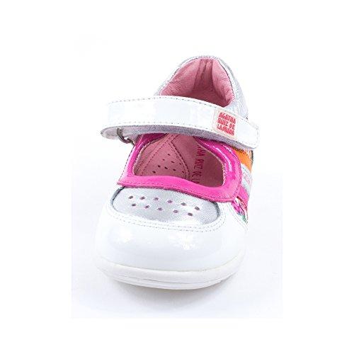 Agatha Ruiz de la Prada 142915, Chaussures premiers pas bébé fille Blanc