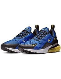 Nike Air Max 270 Schwarz Blau Weiß Turnschuhe Schuhe