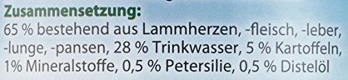 Dehner Best Nature Hundefutter, Adult Lamm und Kartoffeln mit Petersilie, 6 x 800 g (4.8 kg) - 3