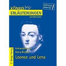 Königs Erläuterungen und Materialien, Bd.236, Leonce und Lena
