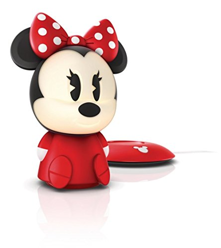 Philips Disney Friend Minnie Portable LED Table Lamp (White)  available at amazon for Rs.2049