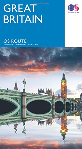 OS Route Map    Route Map