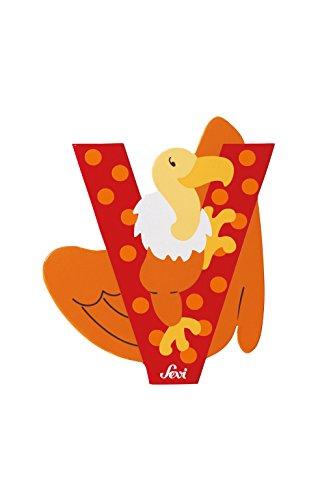 81622 - Sevi - Buchstabe V Vulture