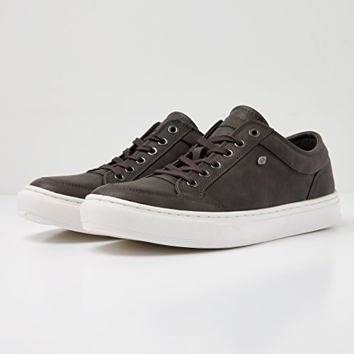 British Knights CESCO Uomini Bassa Sneakers Grigio scuro