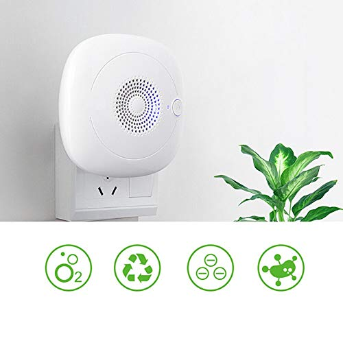 AIRPURIFIER-Z Generador de ozono portátil Mini purificador de Aire Desodorante Refrigerador Eliminador...