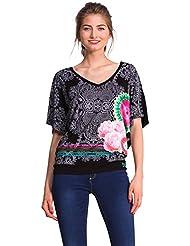 Desigual CROACIA - Camiseta Mujer
