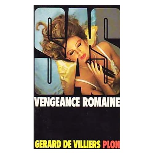 Vengeance romaine -anc edit-