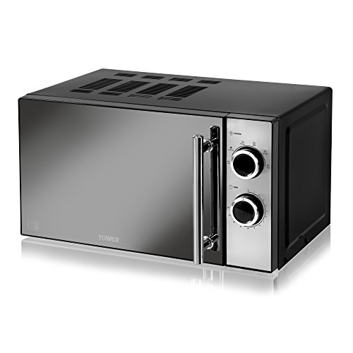 41MXup6fnaL. SS500  - Tower T24015 Microwave Featuring 5 Power Levels, 20 L, 800 W