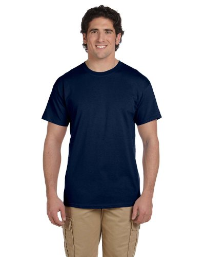 Fruit of the LoomHerren T-Shirt - J Navy