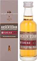 Auchentoshan 12 year old Single Malt Scotch Whisky 5cl Miniature from Auchentoshan