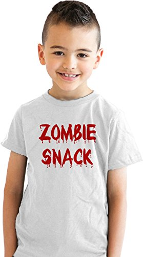 crazy-dog-tshirts-baby-and-kids-zombie-snack-t-shirt-or-creeper-funny-youth-tee-or-infant-romper-whi