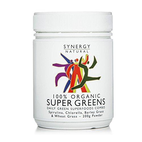 Synergie natürlichen organischen Super Greens 200g