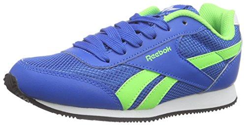 reebok-royal-cljog-2-scarpe-da-corsa-unisex-bimbi-0-24-blu-verde-bianco-nero-blue-sport-solar-green-