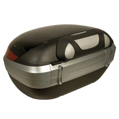 Preisvergleich Produktbild Givi E111 Beifahrer Rückenlehne Soft,  Schwarz / Grau