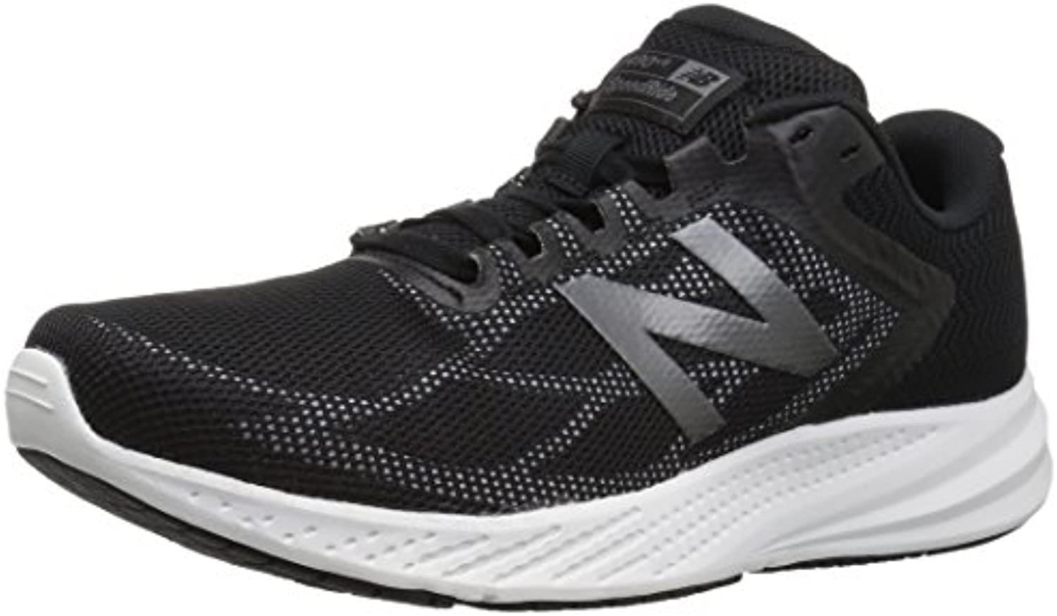 New BalanceNB18 W490V6 donna 490v6 Imbottitura Donna, Nero
