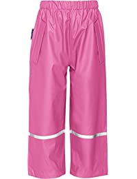 Playshoes Rain Waterproofs Easy Fit Girl's Trousers