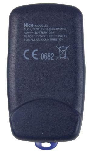 Zoom IMG-1 nice flo2 telecomando frequenza 433