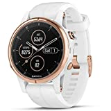Garmin fēnix 5S Plus Bluetooth 240 x 240Pixel Rose Gold Orologio Sportivo