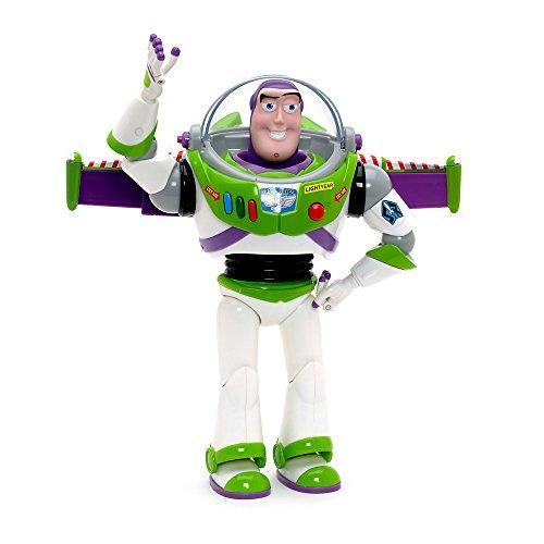 Disney Store - Figurine parlante Buzz l'Éclair 30 cm
