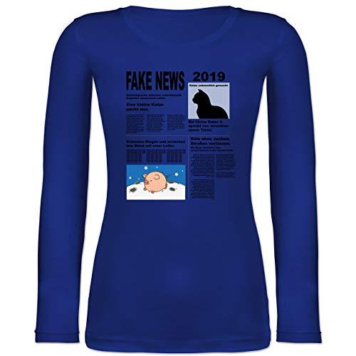 Kostüm Zeitung Damen - Shirtracer Karneval & Fasching - Fake