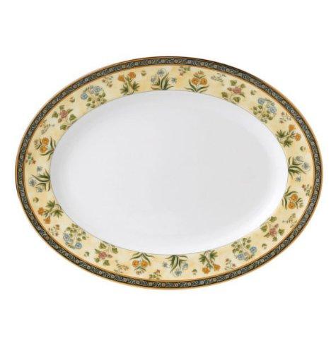 Wedgwood Indien Oval Dish 39cm (Wedgwood Oval Dish)