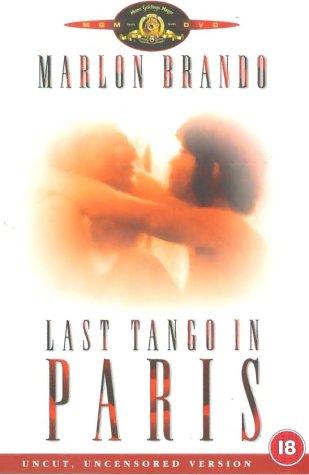 MGM HOME ENTERTAINMENT Last Tango In Paris [DVD]