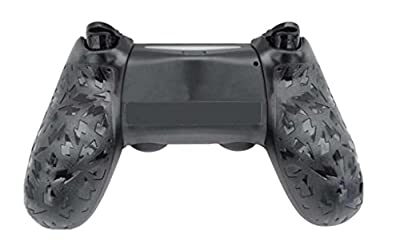 JYR Anti-Skid Sweatproof Handle Shell Case Hard Protective Cover For PS4 Game Controller by JYR