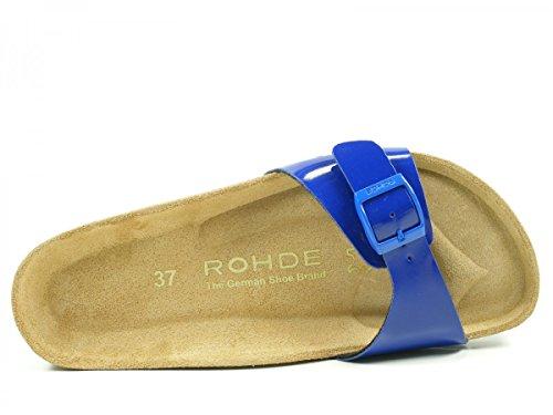 Rohde Alba 5630 Infradito donna Blau