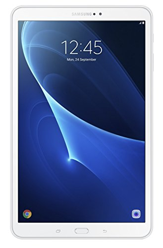 Samsung Galaxy Tab A 10.1 Inch Wi-Fi Tablet - (White) (2 GB RAM, 32 GB eMMc, Android 6.0, UK Version)