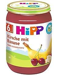 Hipp Bio Kirsche mit Banane, 190 g