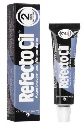 REFECTOCIL Augenbrauen- und Wimpernfarbe 2 blauschwarz 15ml