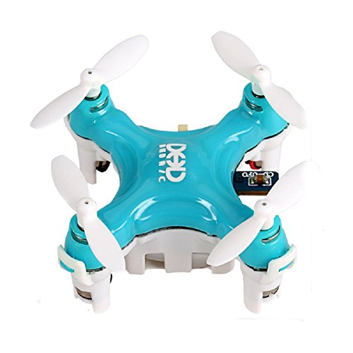 Mini RC Headless Drone, megadream 3D Rollover Kopflose Modus DHD D1Drone RTF component airing-to-fly R/C Modell Flugzeug 6-Achsen Gyro Helikopter mit 2,4GHz Kabellose Fernbedienung Drone Quadcopter Spielzeug für Kinder innen Flying
