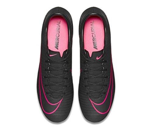Nike Mercurial Victory Vi Sg, Chaussures de Football Homme Noir